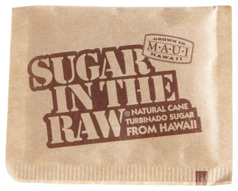 Sugar in the Raw Packets - 1200ct