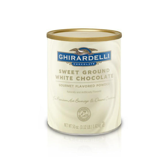 Ghirardelli Sweet Ground White Chocolate