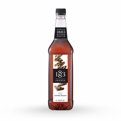 Routin 1883 Toffee Crunch Syrup