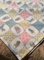 Large Child's Handmade Nap Sheet