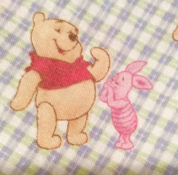 Pooh and Friends Child Nap Sheet