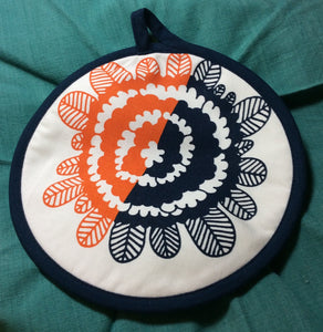 Large Reversable Pot Holder