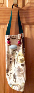 Handmade Wine Bag