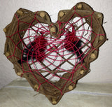 Twiggy Heart Dream Catcher