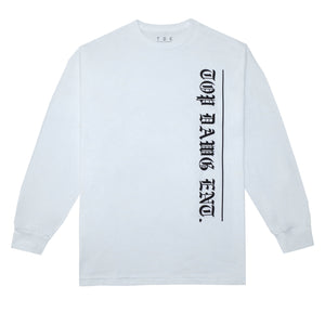 OE19 L/S T-Shirt (White)