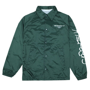 ScHoolboy Q Coaches Jacket (Green)