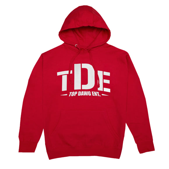 TDE Sweatshirt (Red)