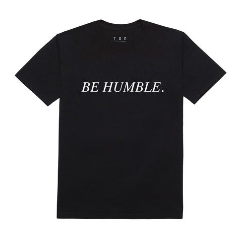 HUMBLE. T-Shirt (Black)