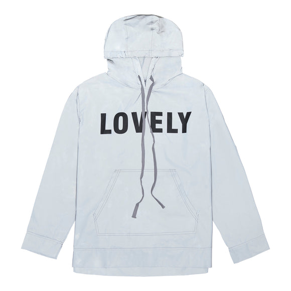 LOVELY Jacket (Reflective Grey)