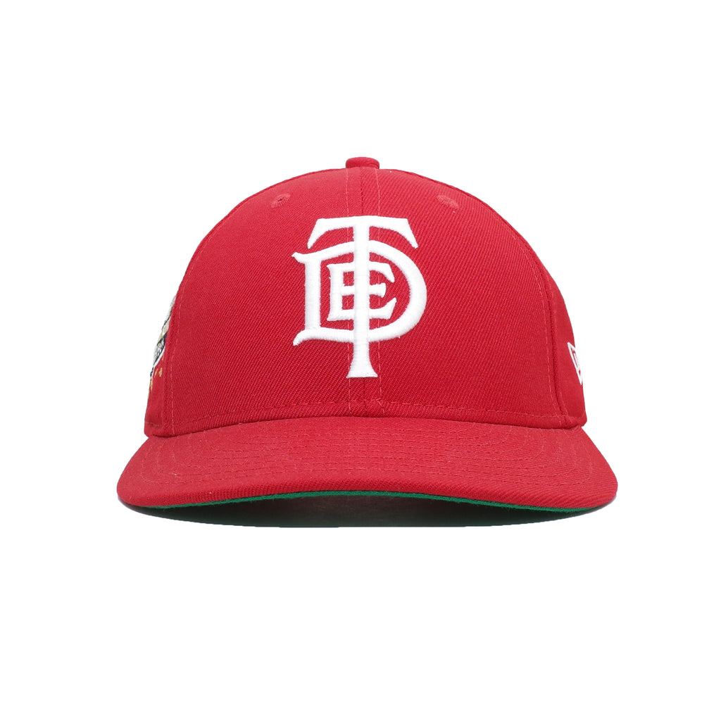 TDE x New Era Championship Hat (Red)