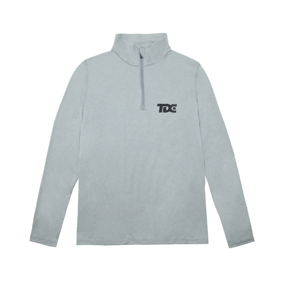 TDE New Classic Woman's Mockneck Sweatshirt