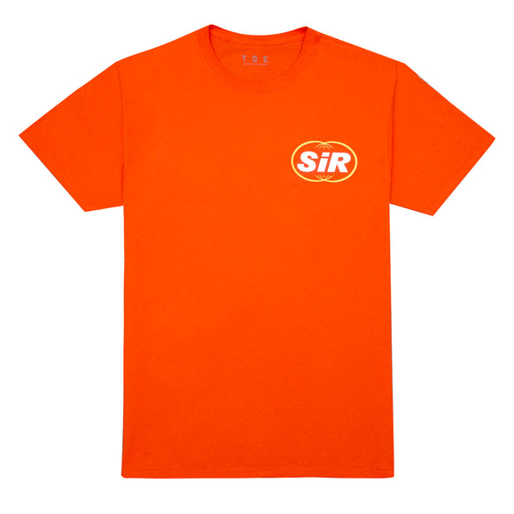 TWA S/S T-Shirt (Orange)