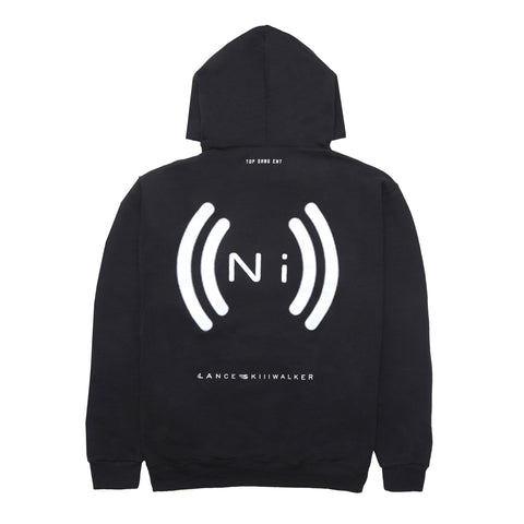 Introverted Intuition Hoodie (Black)