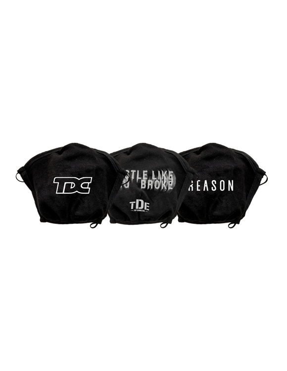 TDE FACEMASK BUNDLE