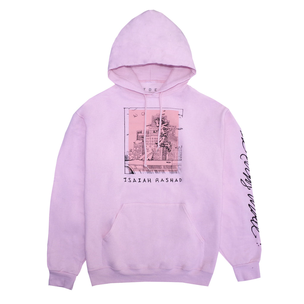 Sun's Tirade Sweatshirt (Pink): PRE-SALE: ORDER WILL SHIP OUT BY JULY 24