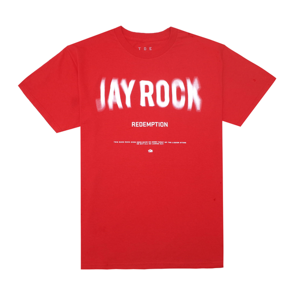 Redemption S/S T-Shirt (Red)