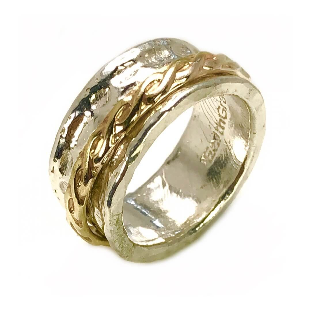 Movement Ring - Earth Grace Artisan Jewelry