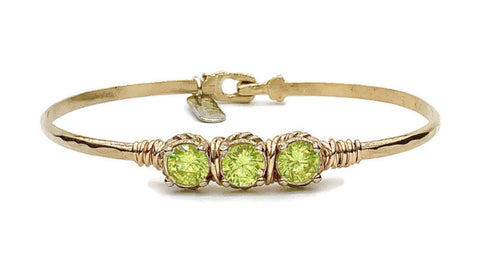 Rainforest Bracelet - Earth Grace Artisan Jewelry