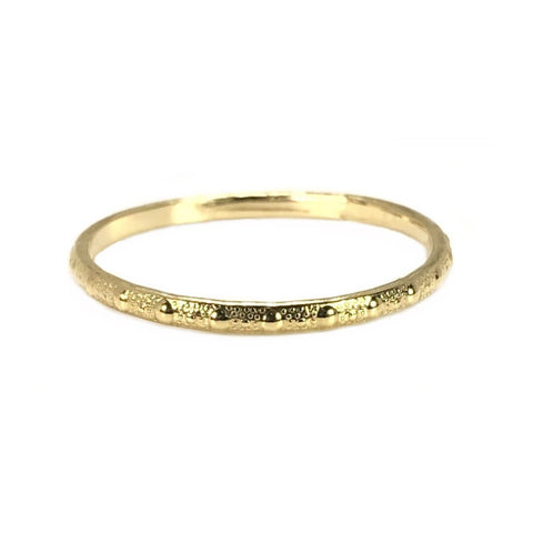 Stackable Ring Emily - Earth Grace Artisan Jewelry