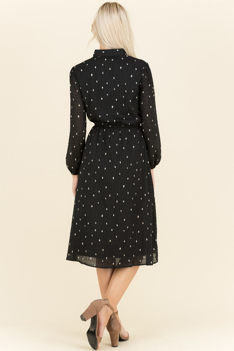 Mila Polka Dot Dress