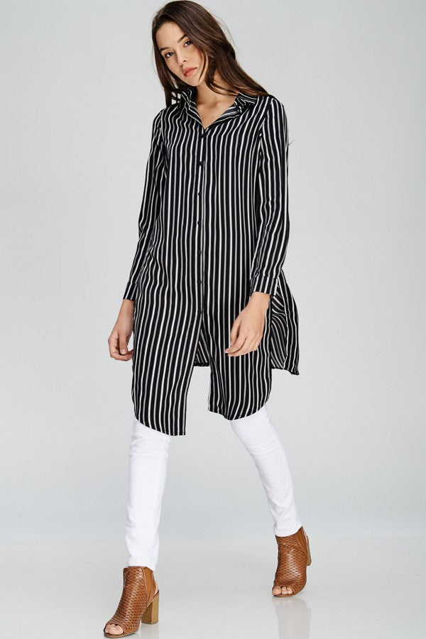Hanson Striped Tunic