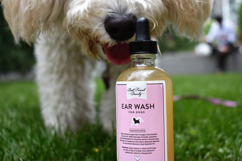 Dog Ear Wash Solution