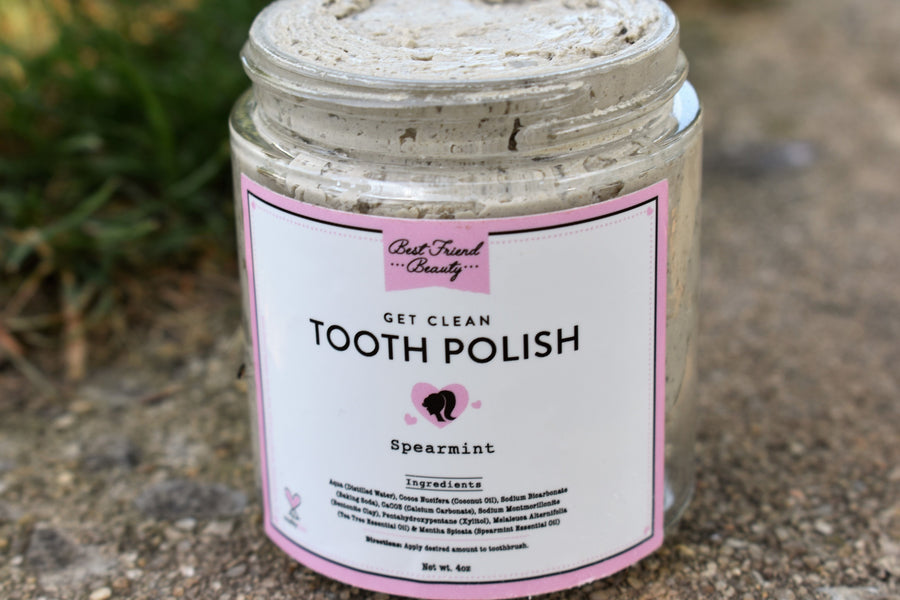 Get Clean Tooth Polish