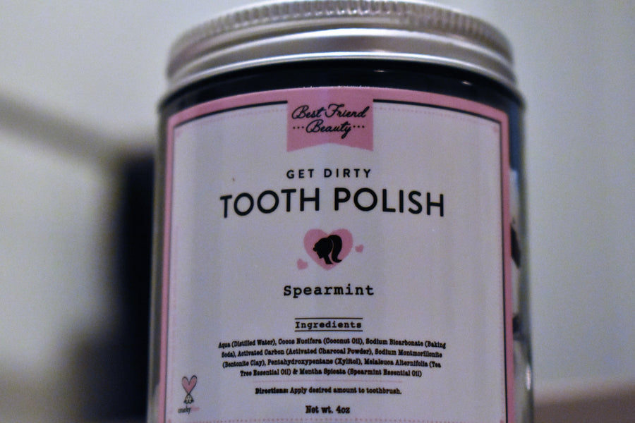 Get Dirty Tooth Polish