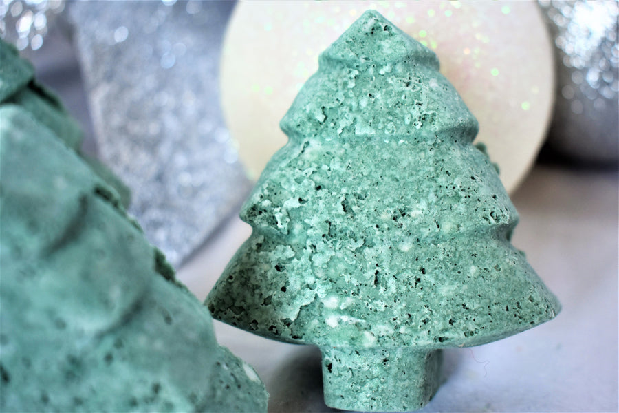 Oh Christmas Tree Holiday Bath Bombs