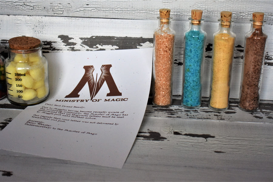 Potion Master Bath Salt Gift Box