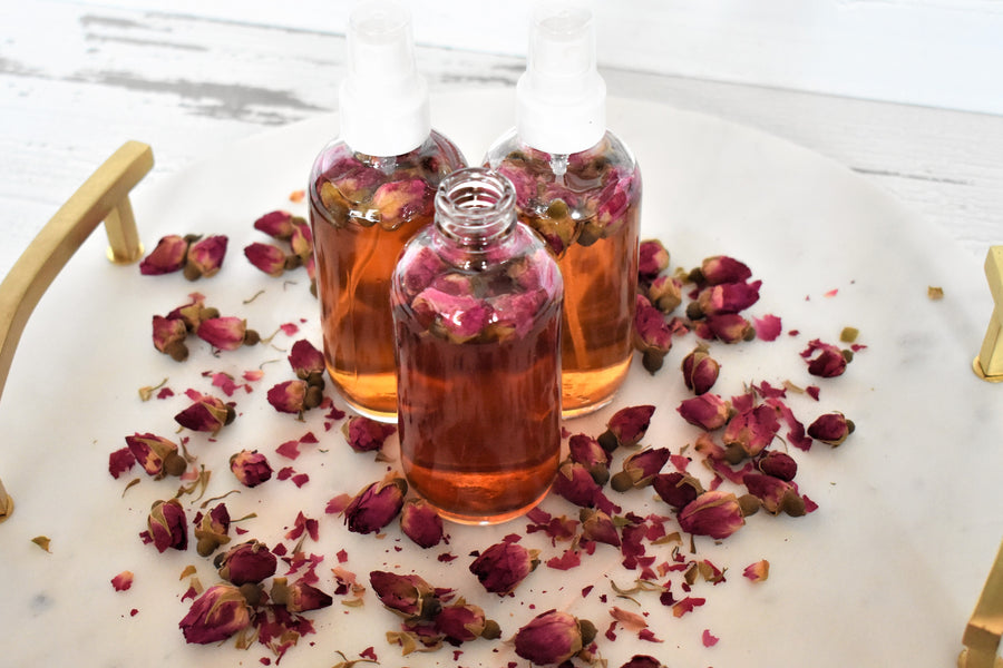 Rose Hibiscus Facial Mist