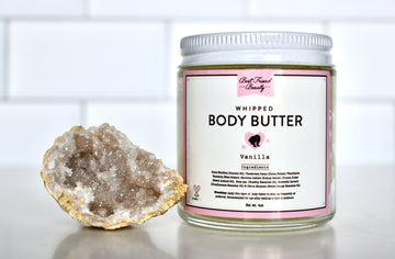 Body Butter - Whipped, Organic, Vegan