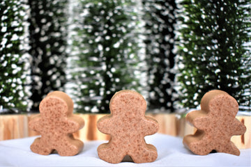 Holiday Gingerbread Solid Dog Shampoo