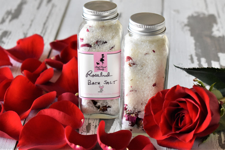Rosebud Bath Salt
