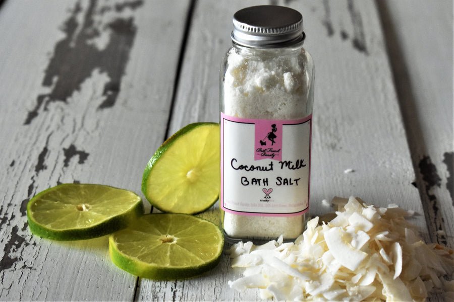 Coconut Milk Bath Salt