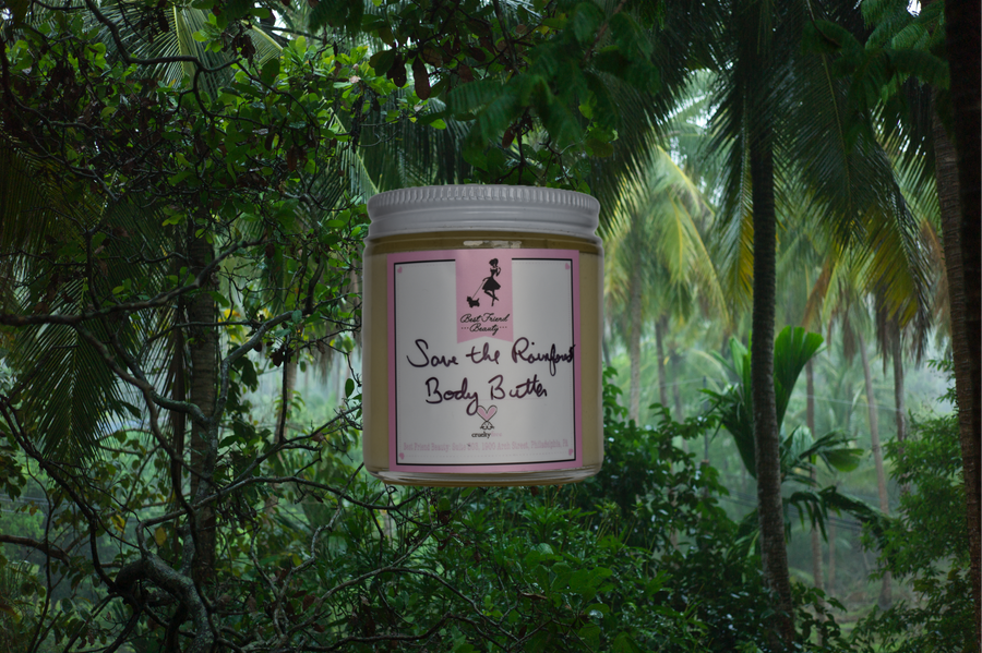 Save the Rainforest Body Butter