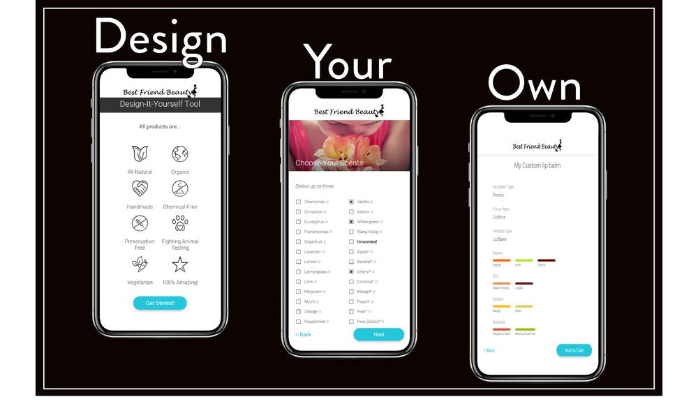 Design-It-Yourself Product Designer Tool
