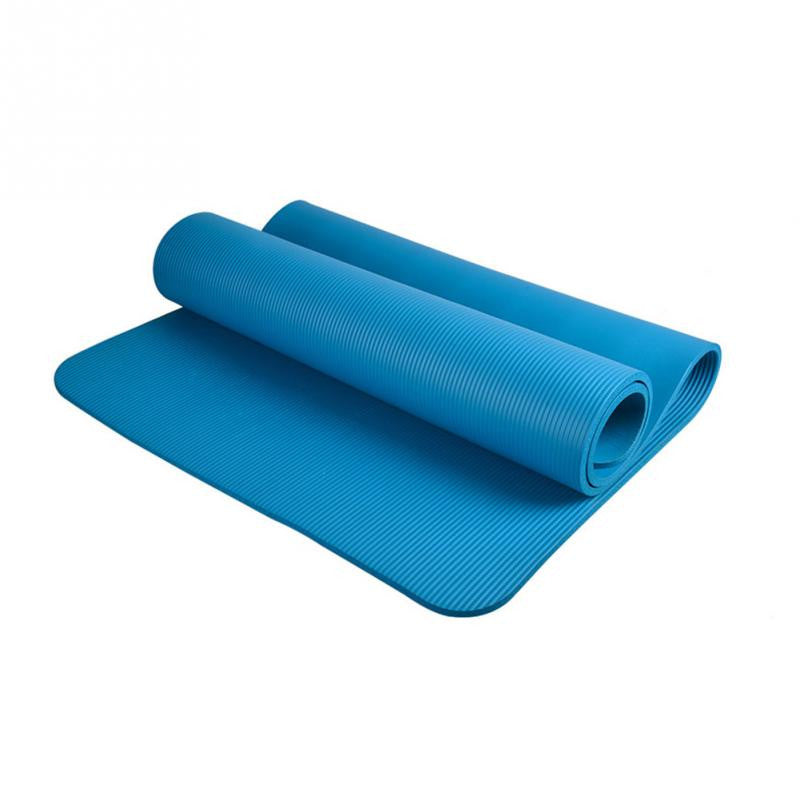 10mm Thick exercise Yoga Mat