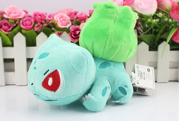 Bulbasaur Soft Stuffed Toy