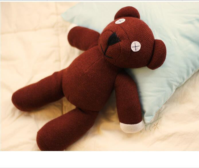 Mr Bead Teddy Bear Plush Toy