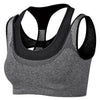 Women Sports Fitness Bra Ladies Gym Yoga Bra Tops