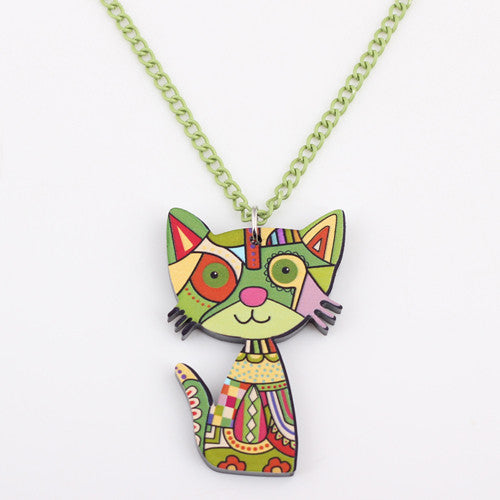 Chain Collar Choker Pendant Animal Fashion Jewelry