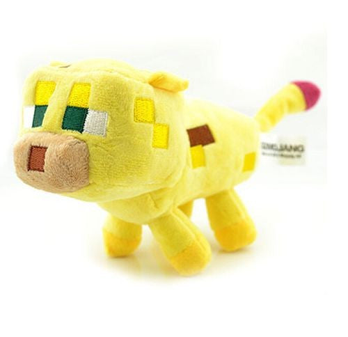 Minecraft Stuffed Animal Doll