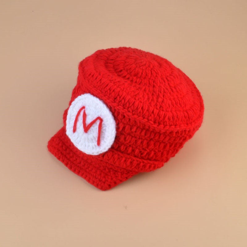 Newborn Super Mario Design