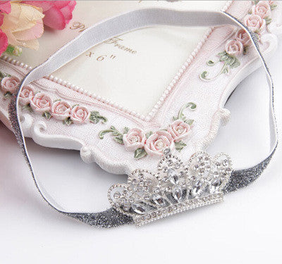 Lovely Princess Crown Headband