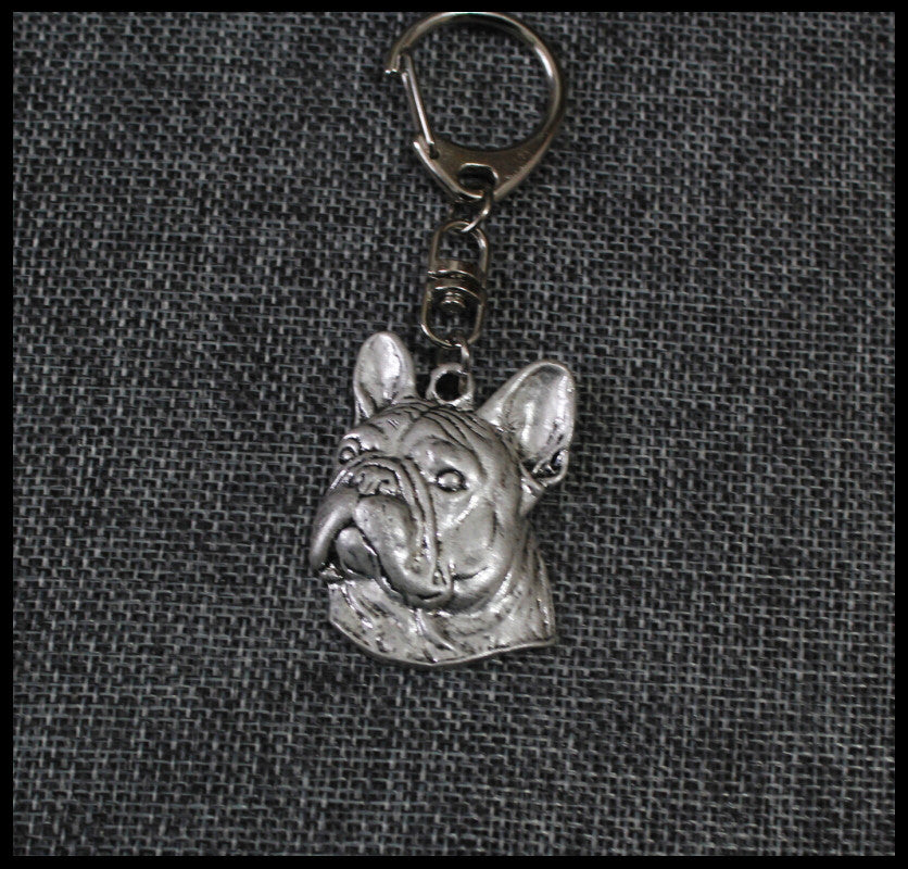 Popular Metal animal Key Ring