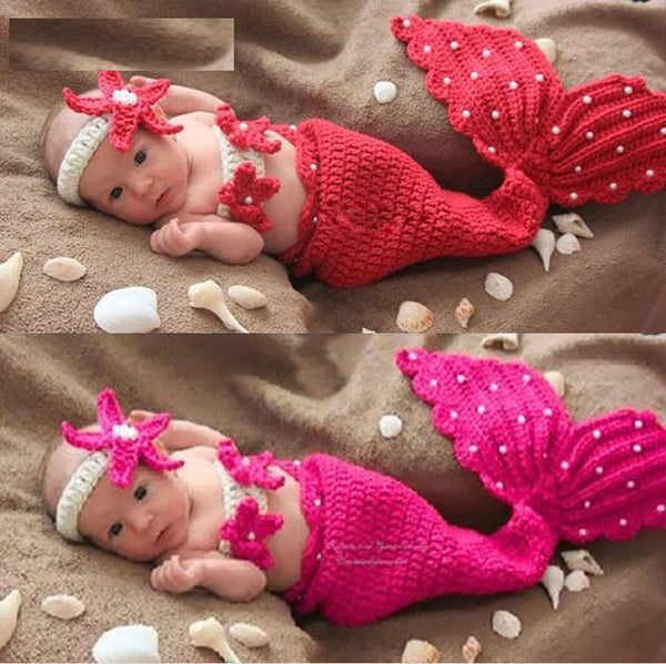 Baby Costume Mermaid