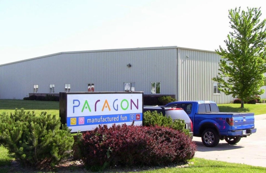 Paragon: Made in the USA