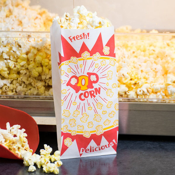 Popcorn Bags, Buckets, And Accessories - Popcorn Bags
