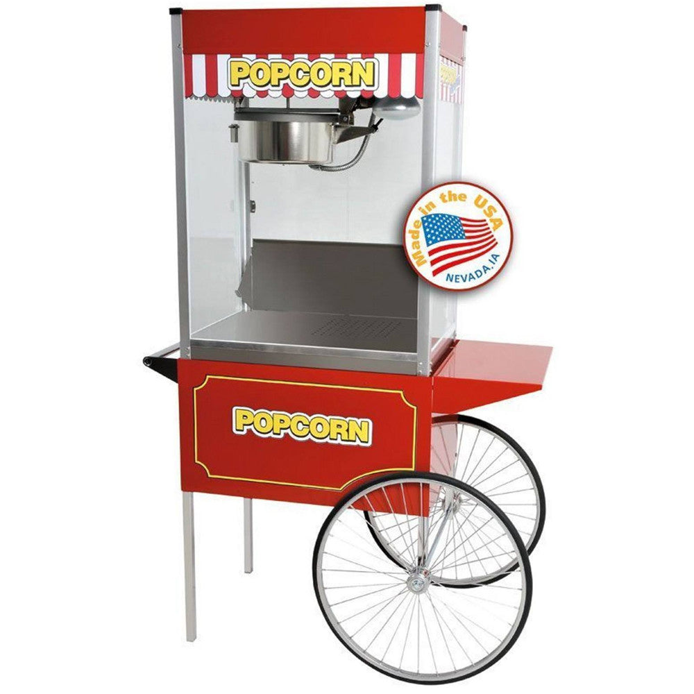 Classic Pop Large Popcorn Machine